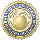 Healthcoach Training Certified seal