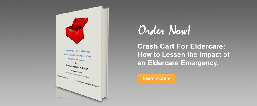 Crash Cart to Eldercare